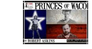 Princes of Waco, Written by Robert Askins